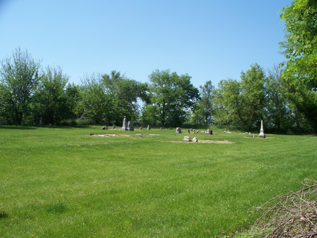 Ridott Center Cemetery