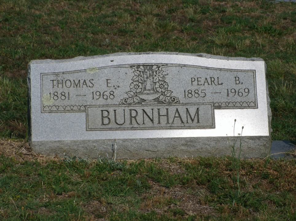 Thomas Ernest Burnham