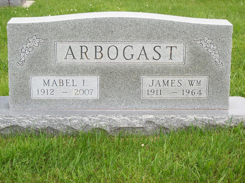 James William Arbogast