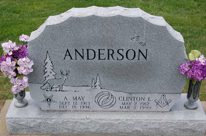 Anna May <i>Payne</i> Anderson