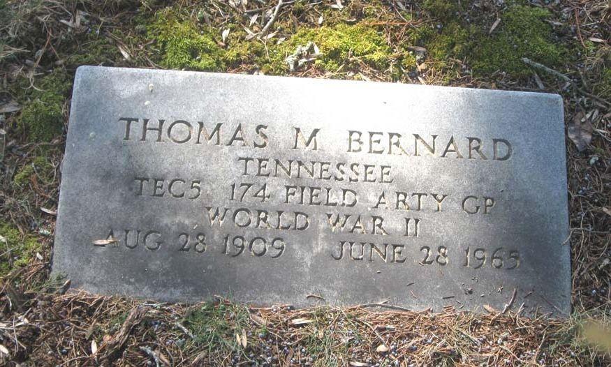 Thomas M. Bernard
