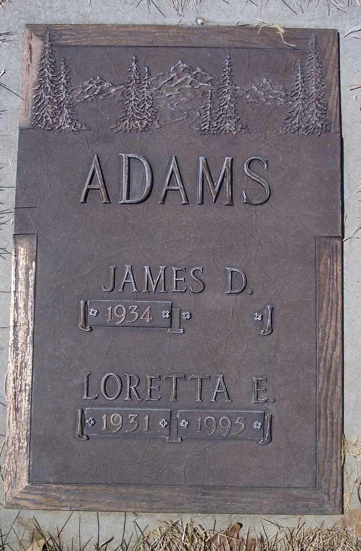 Loretta E Adams