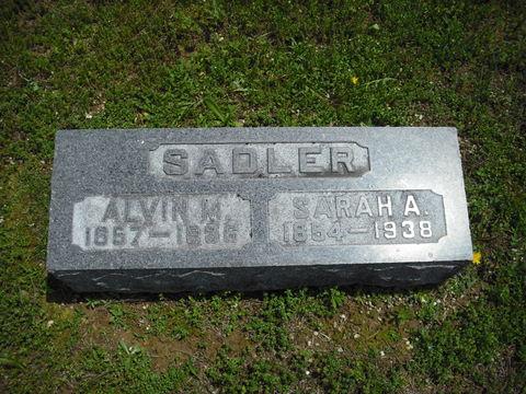 Sarah Alice <i>Mix</i> Sadler