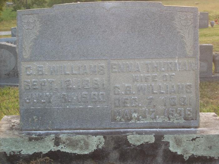 Charles Bennett Williams