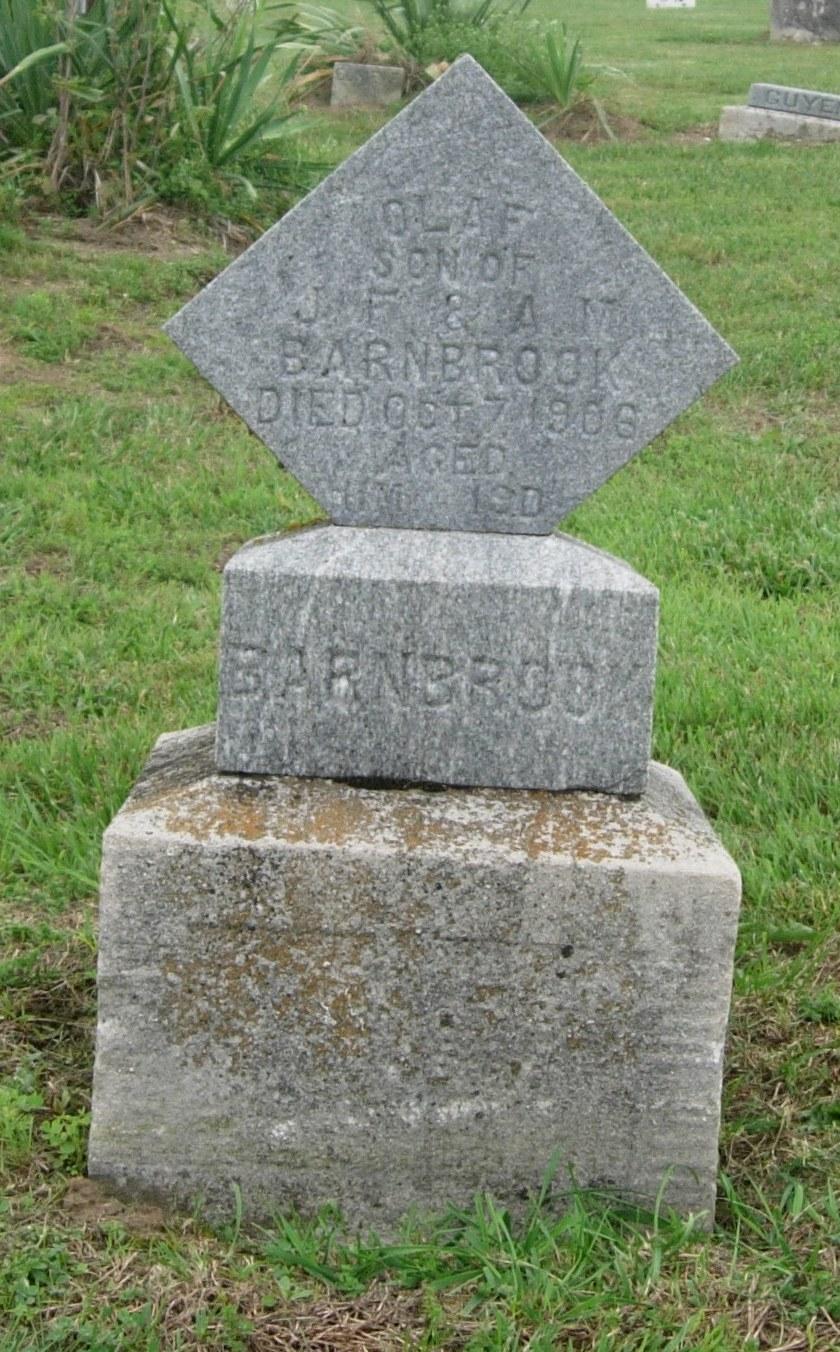 Olaf Barnbrook