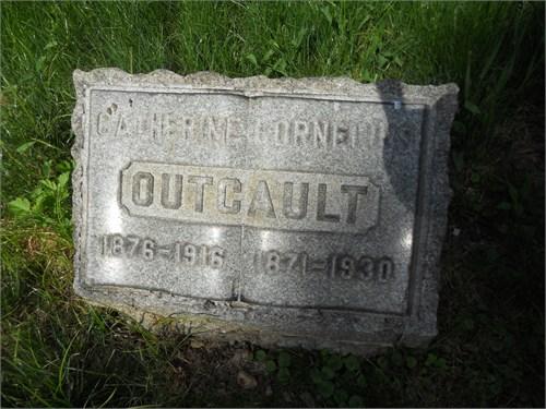 Catherine W. <i>McMorrow</i> Outcault