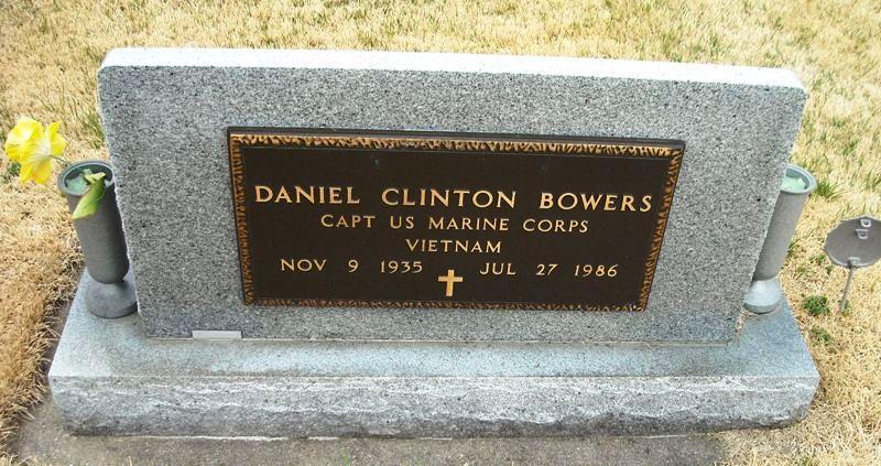 Daniel Clinton Bowers