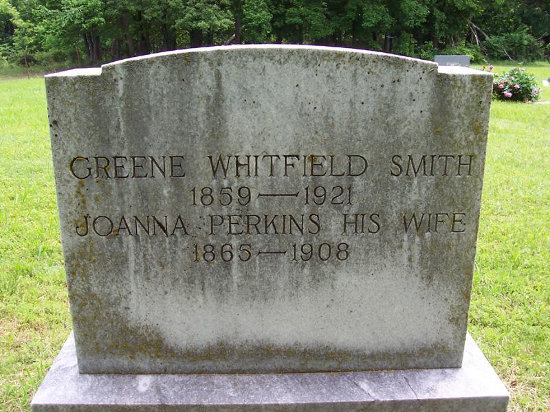 Greene Whitfield Smith