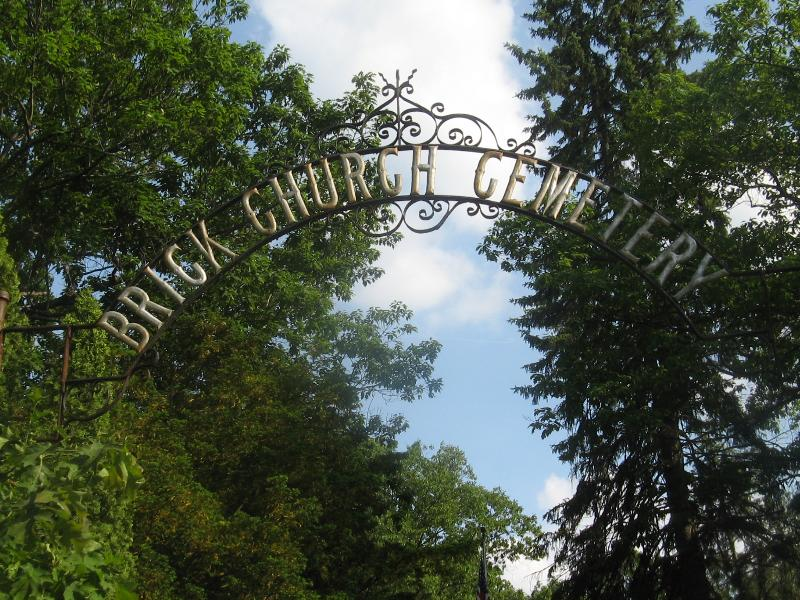 Brick Church Cemetery (New)