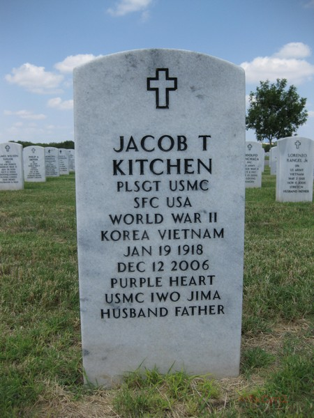 Jacob Thewel J W Kitchen