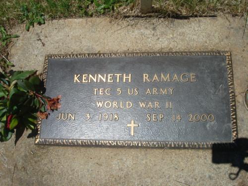 Kenneth Ramage