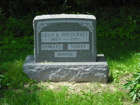 Harry Holdcraft