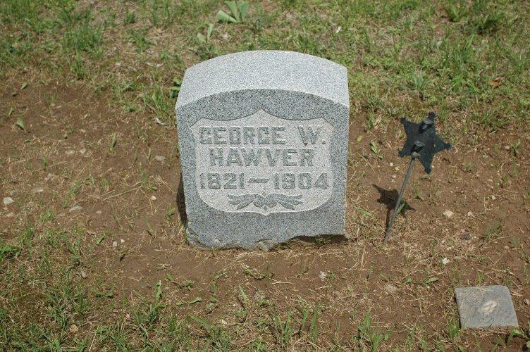 George W Hawver
