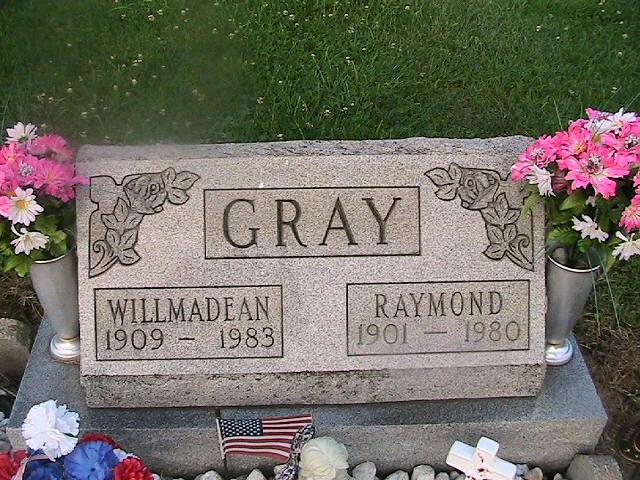 Raymond Gray