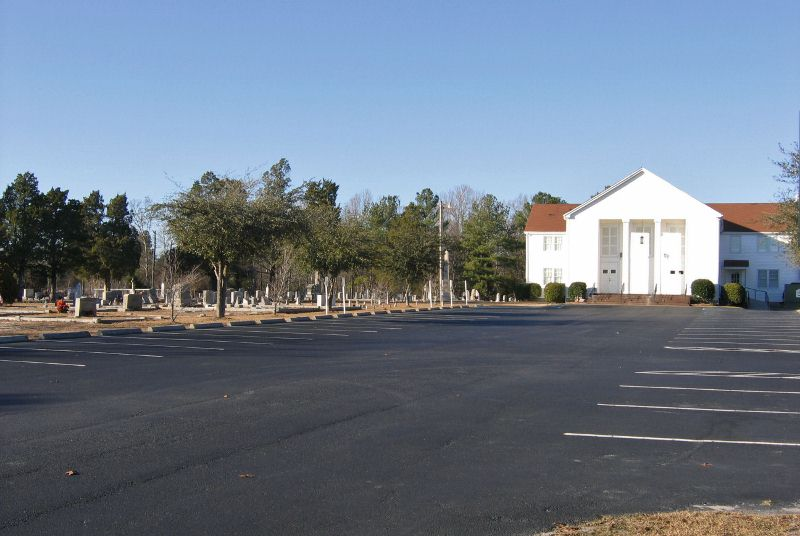 Sandy Level Baptist Church Cemetery