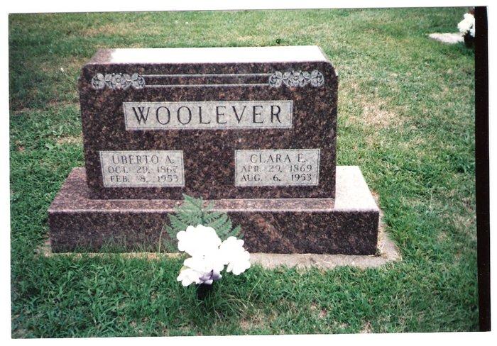 Uberto A. Bert Woolever