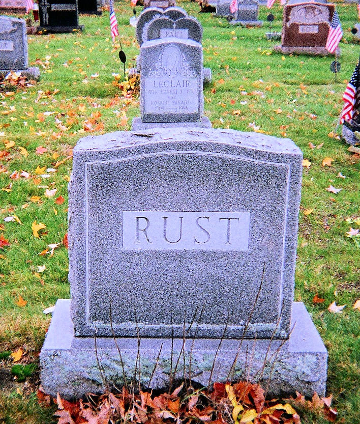 Mary <i>Shannon</i> Rust