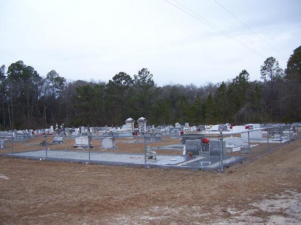 Pigot Branch Missionary Baptist Church Cemetery