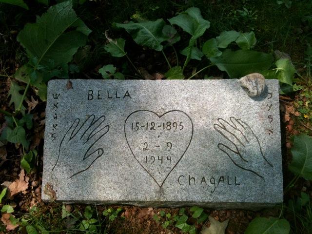 Bella <i>Rosenfeld</i> Chagall