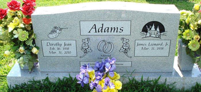 Dorothy Jean Dot <i>Chapple</i> Adams