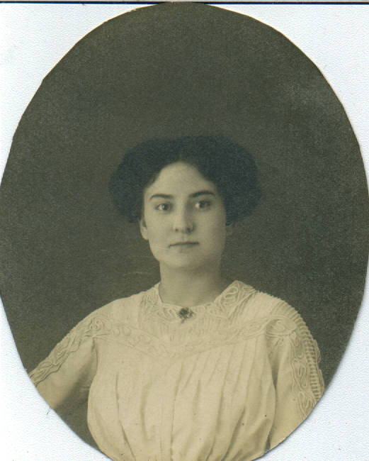 Fannie May <i>Sneed</i> Dimmitt