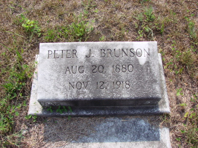 Peter Jeremiah Brunson