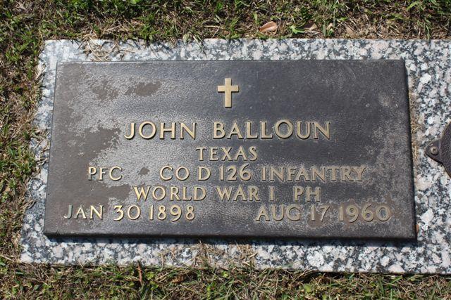John Balloun