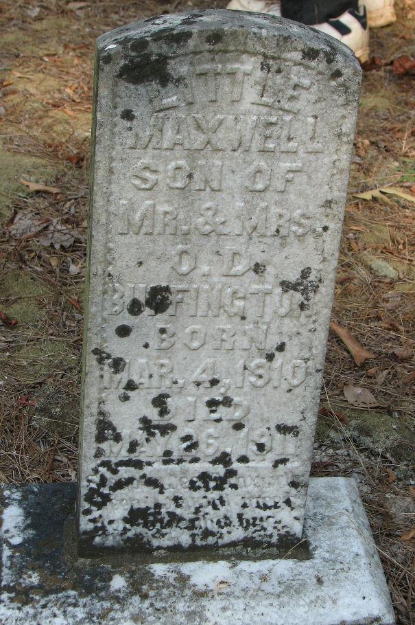 Maxwell Buffington