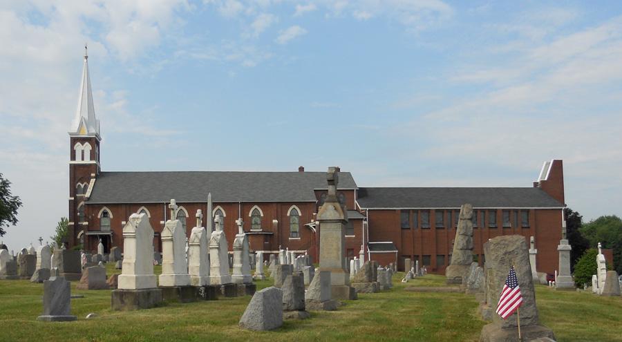 Saint Alphonsus Church Cemetery