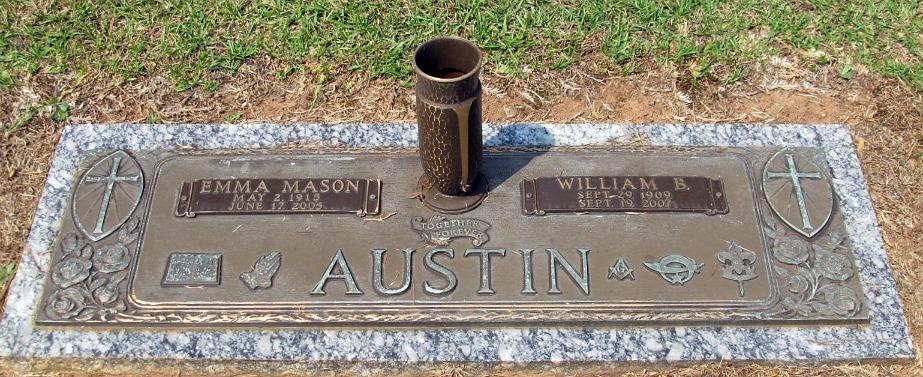 Emma <i>Mason</i> Austin