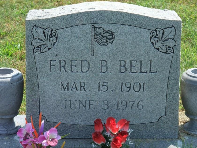 Fred Beckham Bell