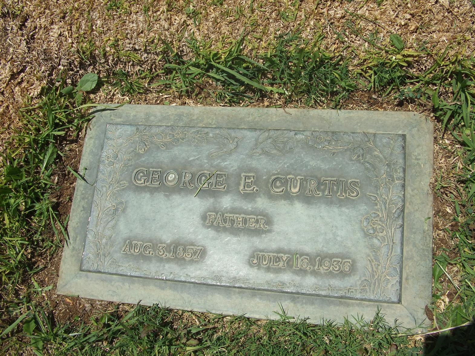George Edgar Curtis