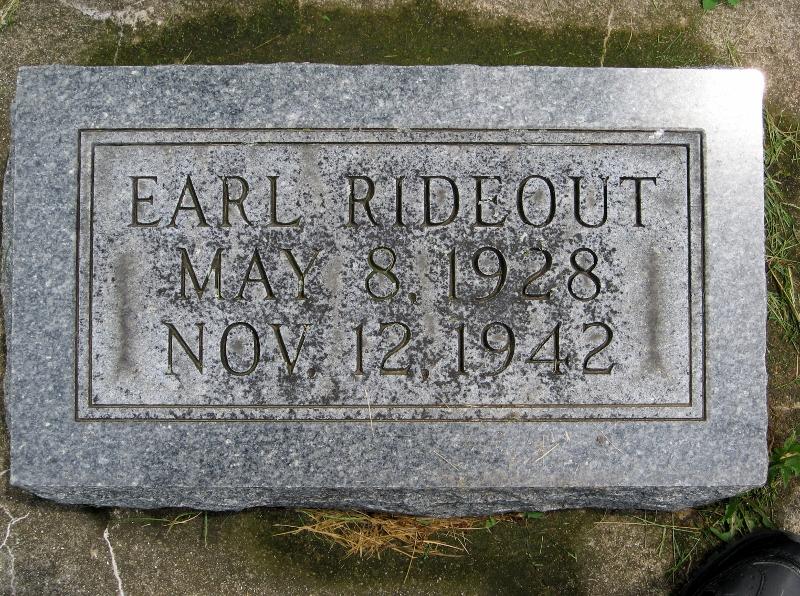 Frank Earl Rideout
