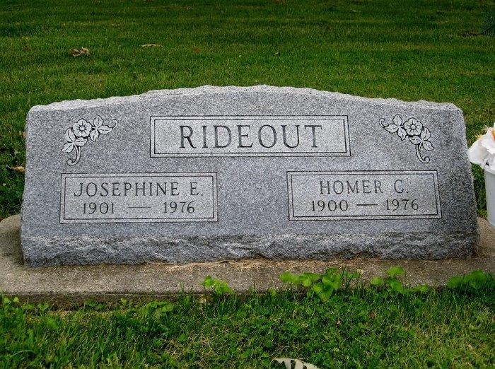 Josephine <i>Gibson</i> Rideout