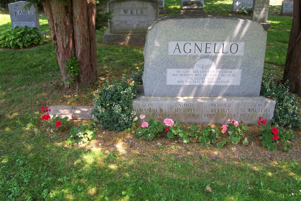 Emmanuele W Agnello