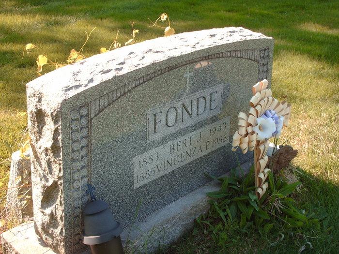 Bert J Fonde