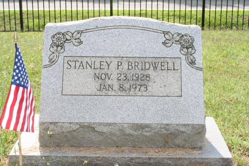 Stanley P Bridwell