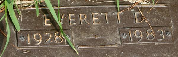 Everett D. White