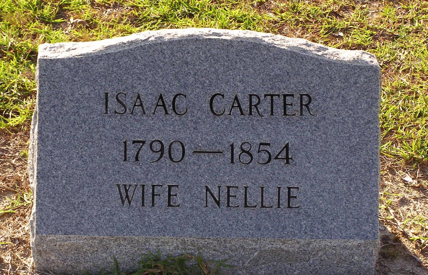 Isaac Carter