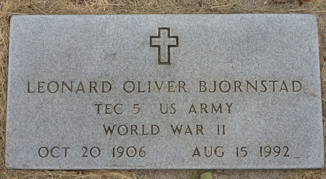 Leonard Oliver Bjornstad