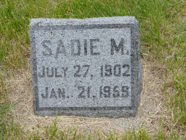 Sadie May Bjornstad