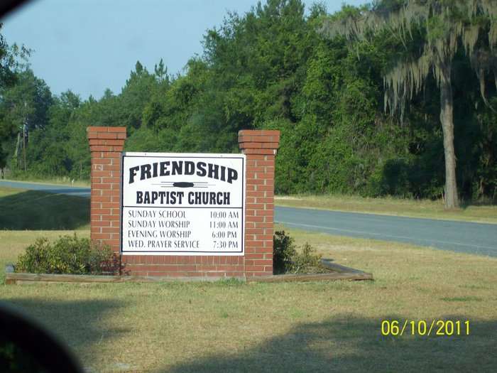 Friendship Baptist Church Cemetery