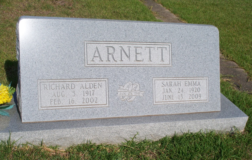 Sarah Emma <i>Connor</i> Arnett