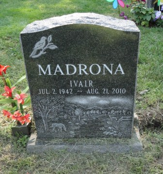 Ivair Madrona, Sr