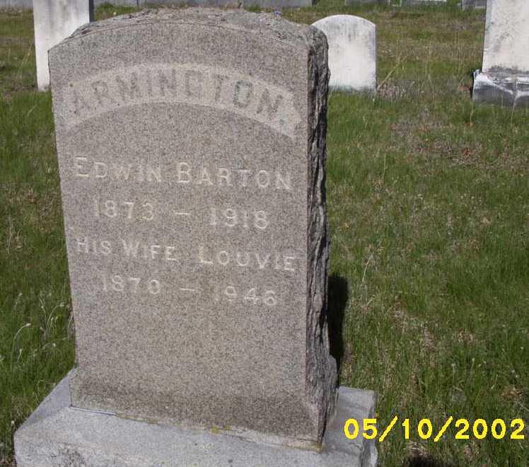 Edwin Barton Armington