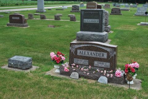 Alma Annette <i>Freese</i> Alexander
