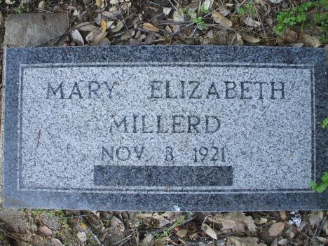Mary Elizabeth Millerd