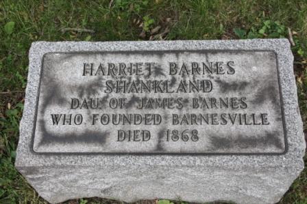 Harriet <i>Barnes</i> Shankland