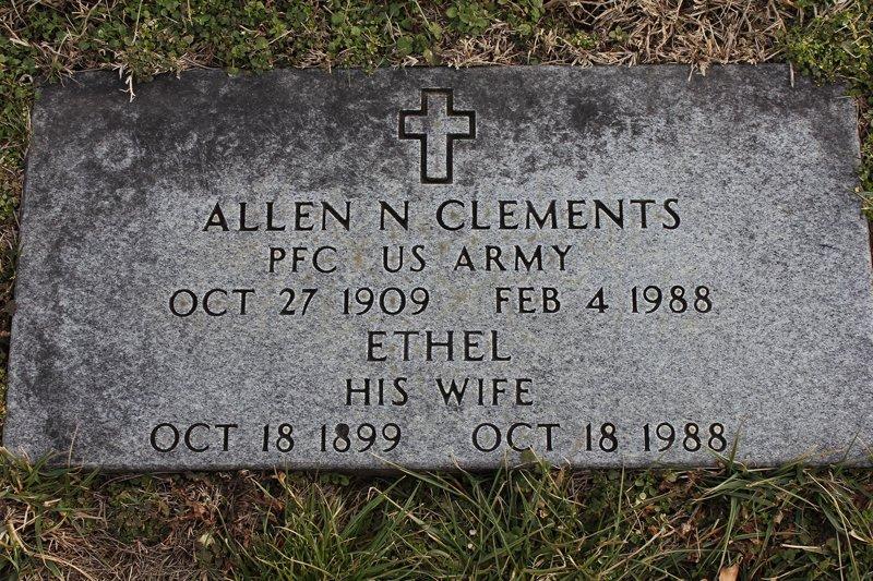 Ethel Clements