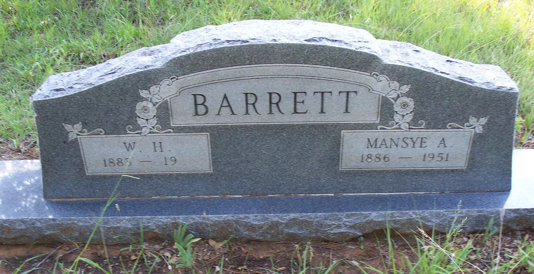 Mamsye Armenia <i>Cunningham</i> Barrett